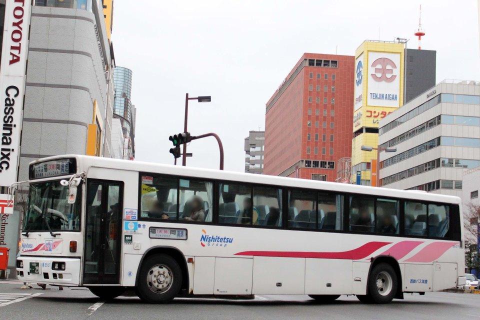 西鉄バス筑豊 3507