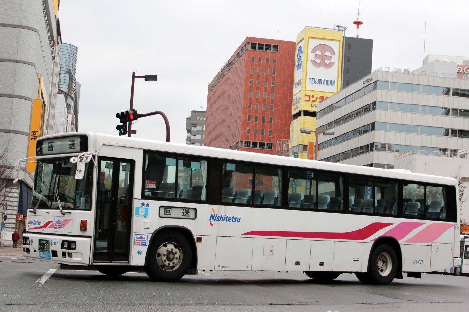 西日本鉄道 3501