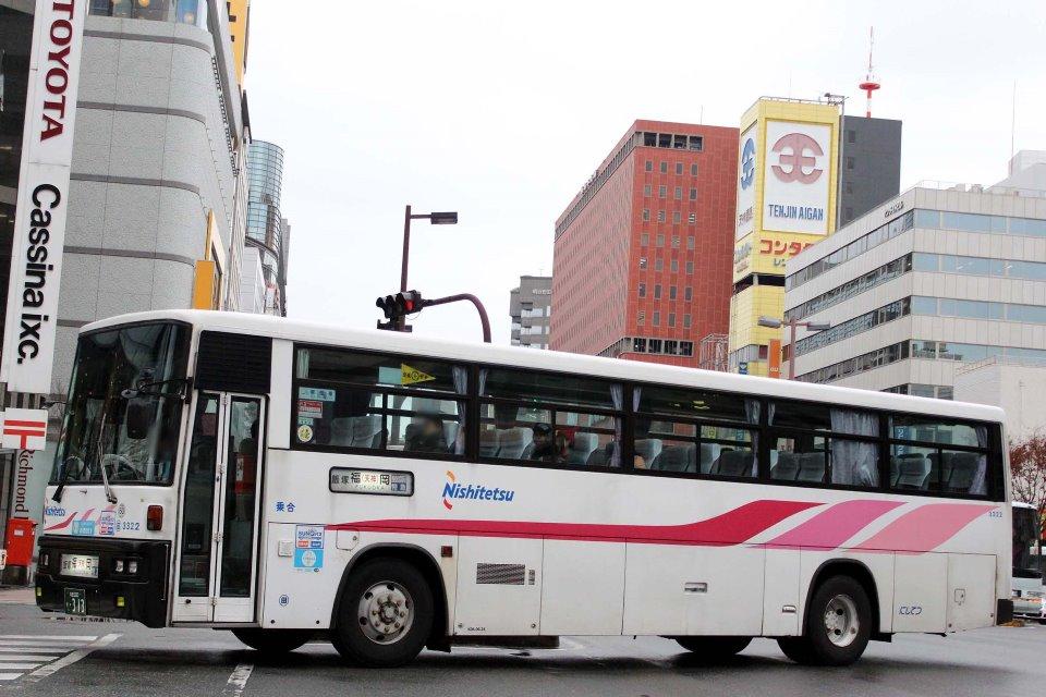 西日本鉄道 3322
