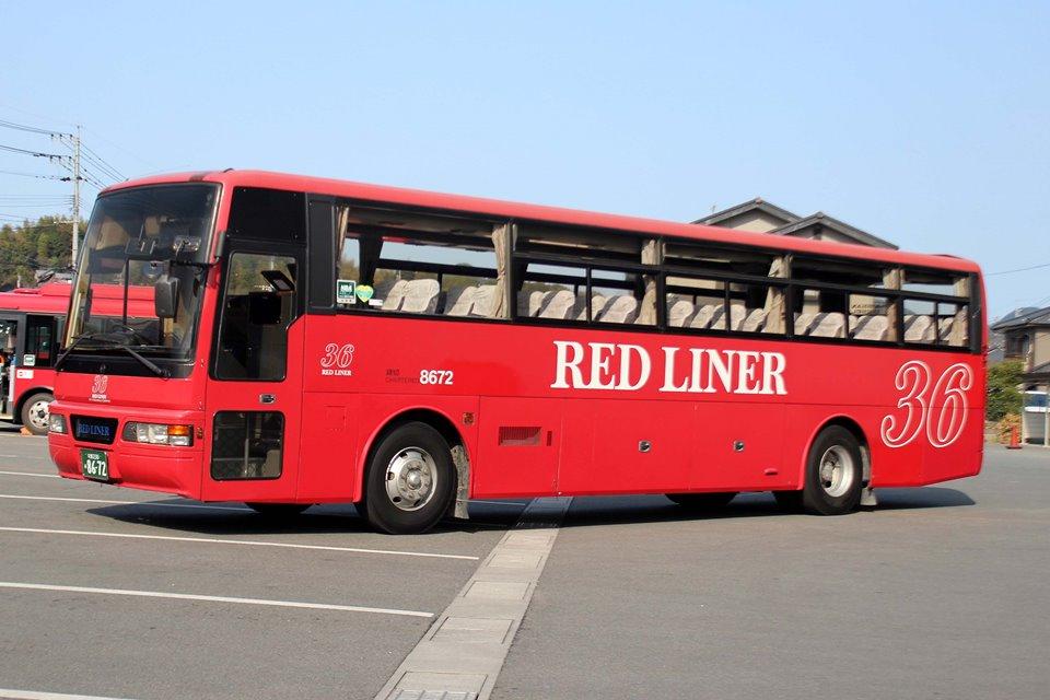 JR九州バス 648-6972