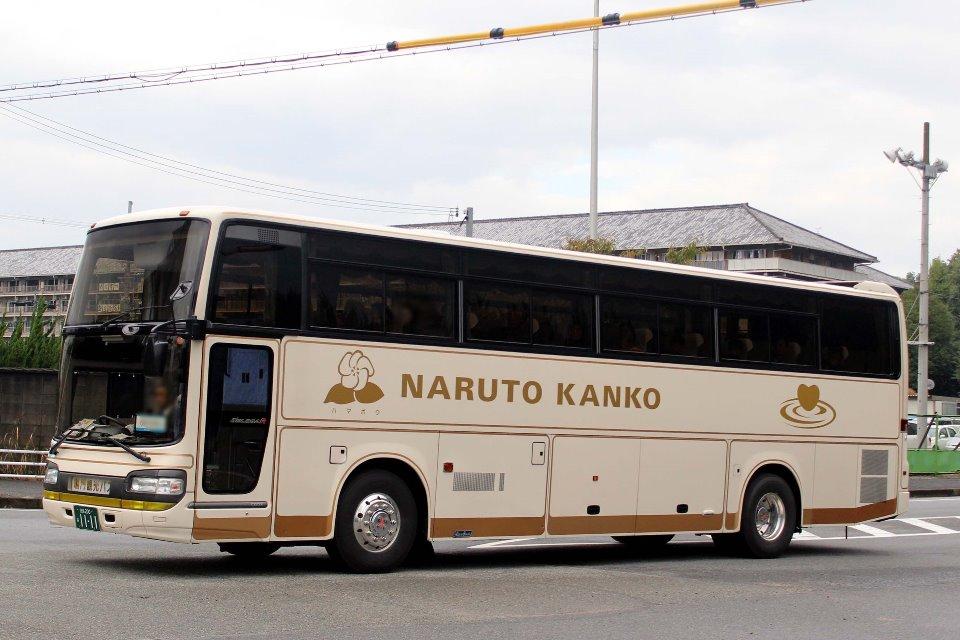 鳴門観光バス あ1111