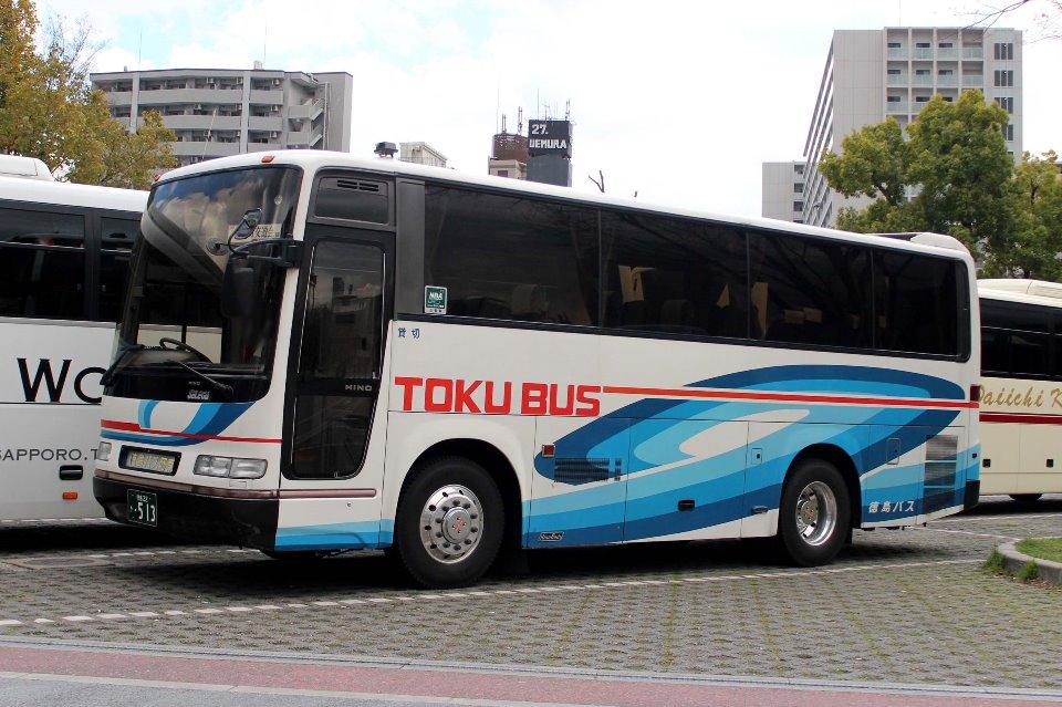 徳島バス き513