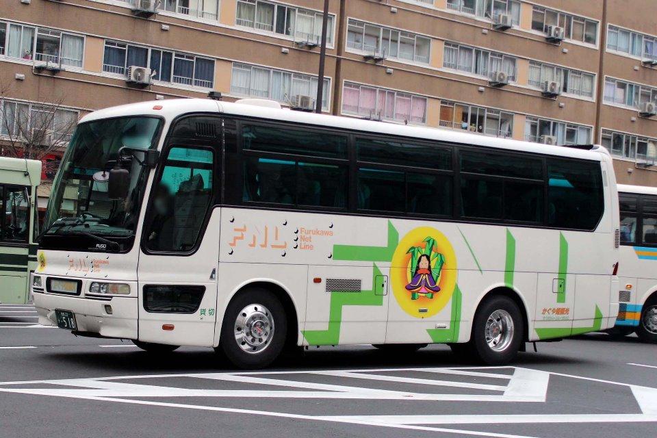 かぐや姫観光 き518