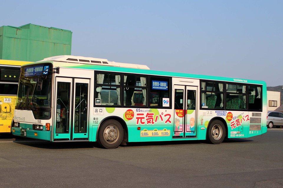 豊鉄バス 152