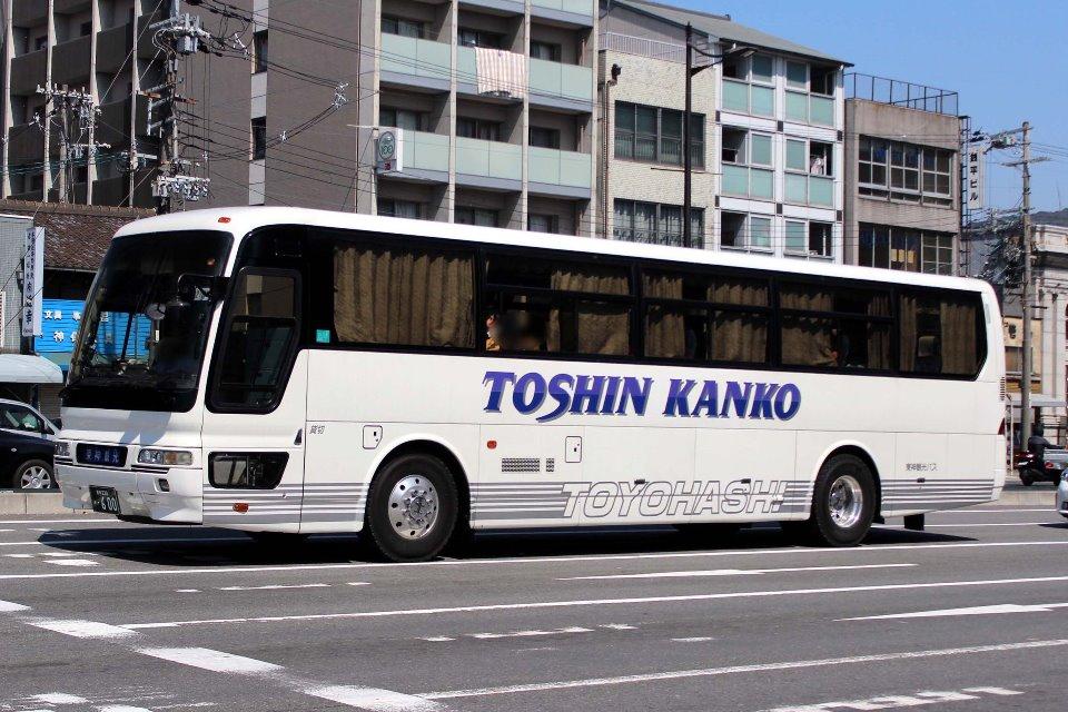 東神観光バス あ600