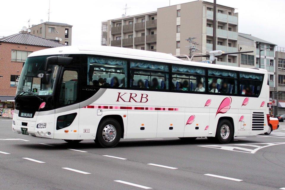 KRB観光バス あ111