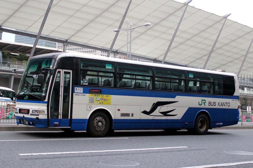 JRバス関東 H654-03401