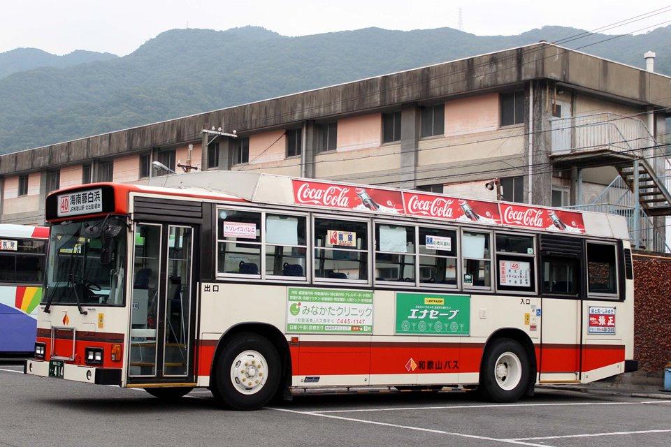 和歌山バス き414