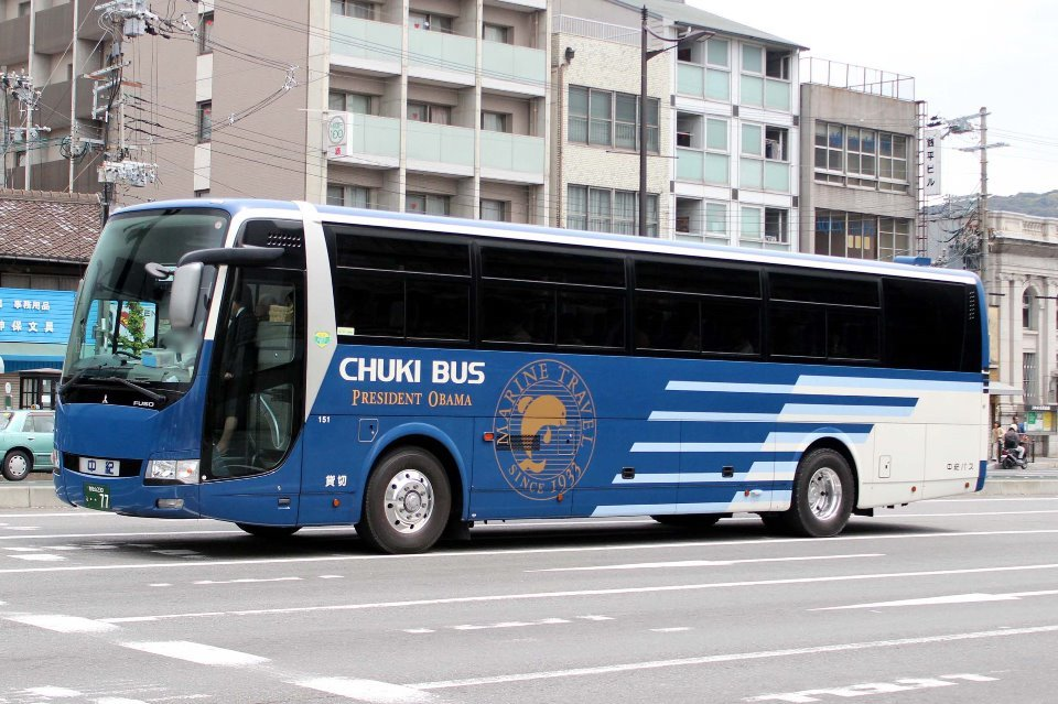 中紀バス 151