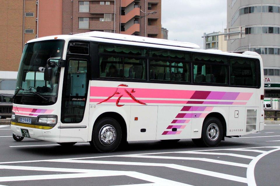 富士中央交通 か281