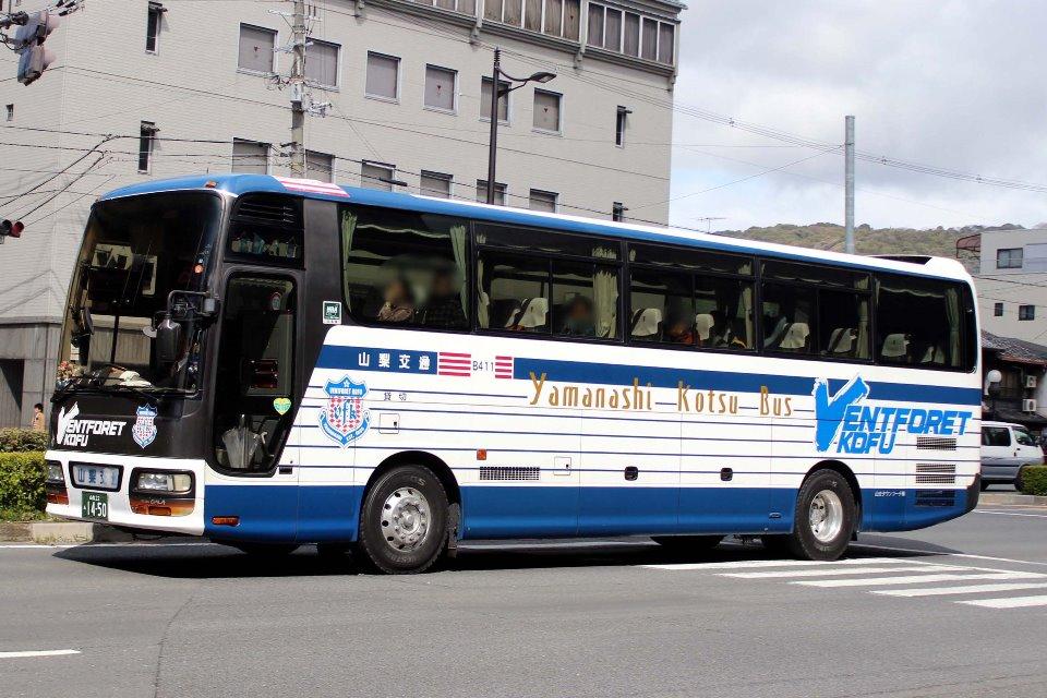 山交タウンコーチ B411