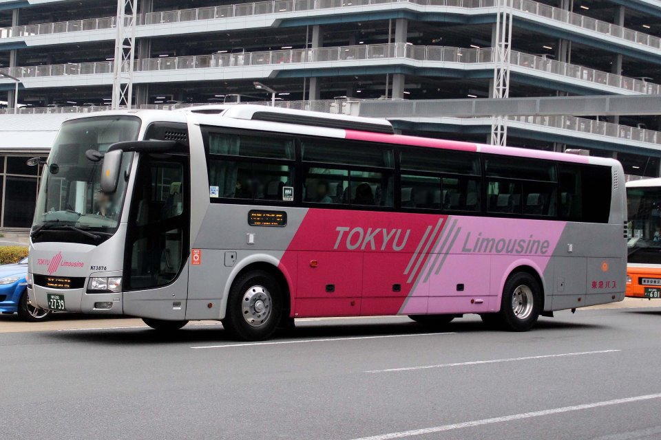 東急バス NI3876