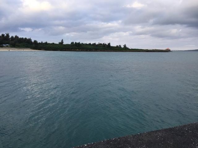 20160926008_2日目朝練場所の漁港