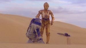 スター・ウォーズ C3POとR2-D2