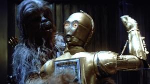 帝国の逆襲 C3PO首が逆