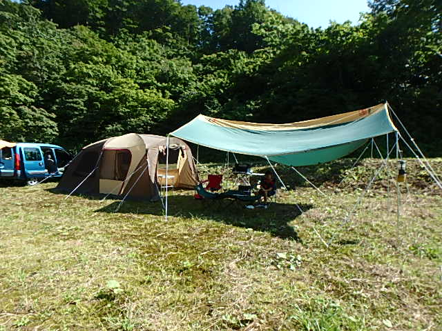 光ケ原高原キャンプ4