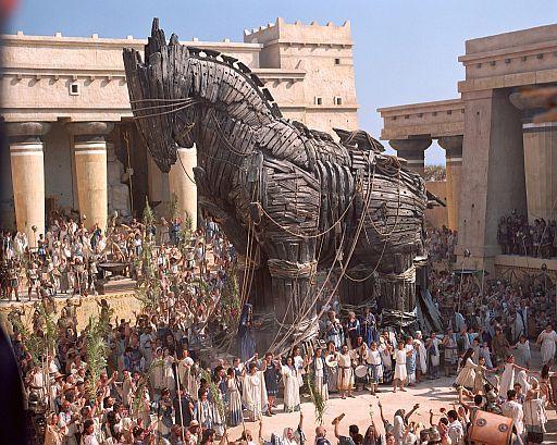 bx Trojan horse トロイの木馬