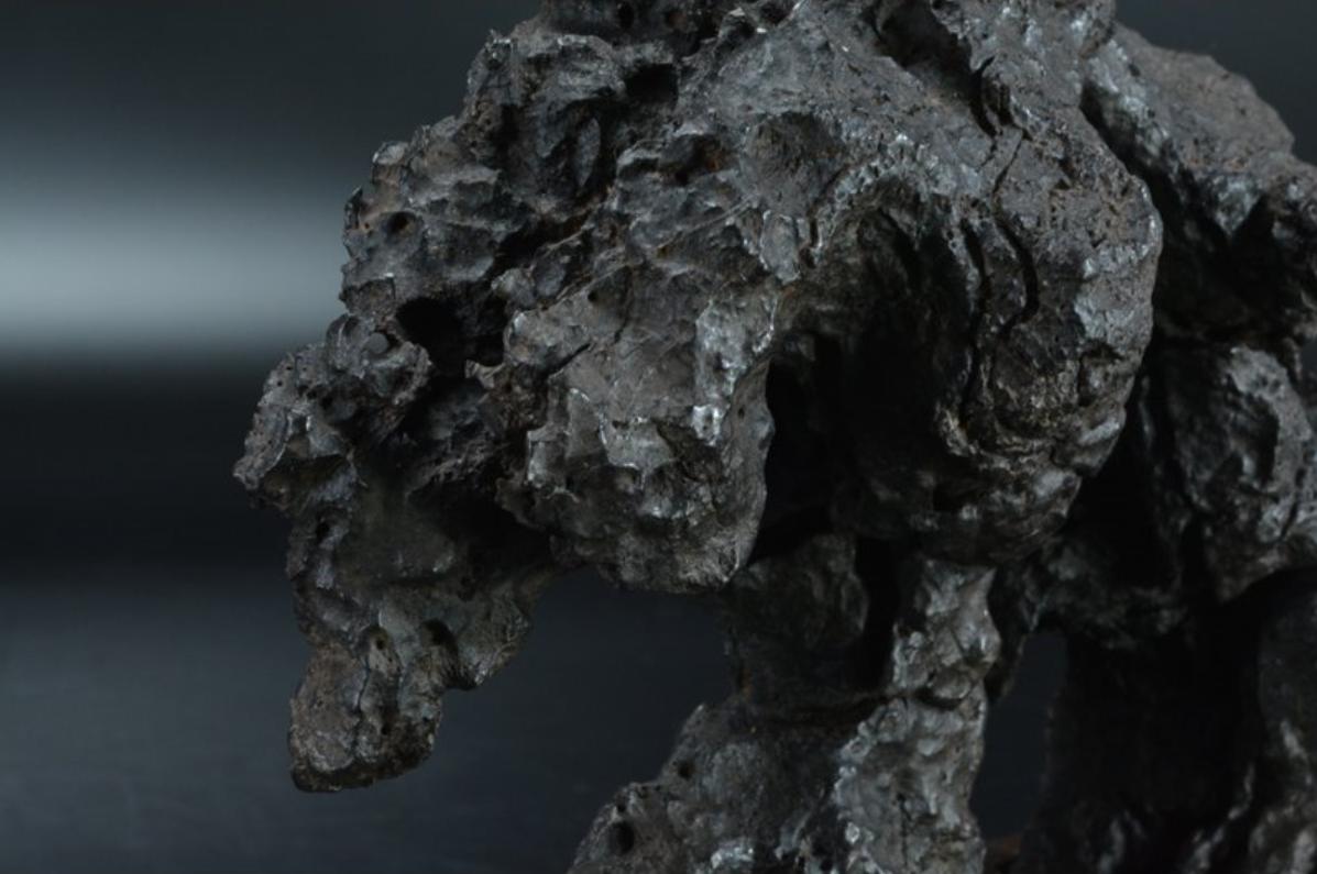 ab 霊壁石 怪石奇石3 H167(daikomi)-K220-W80mm