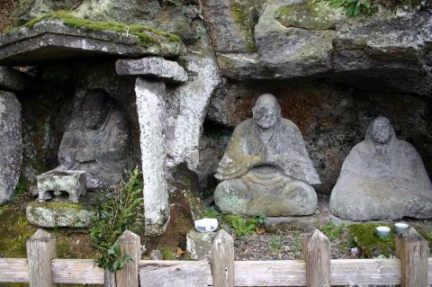 2016 石仏 大分臼杵満月寺