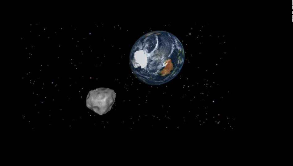 地球に近い小惑星