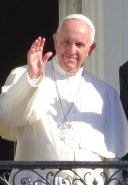 フランシスコ ローマ法王