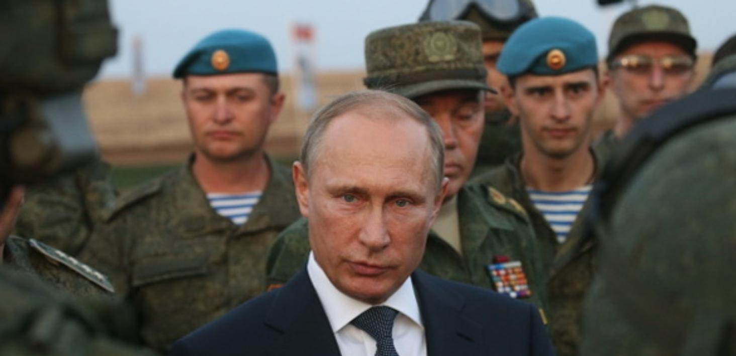 プーチン大統領の狙い