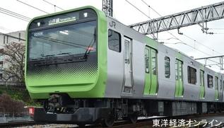 山手線新型車両E235系