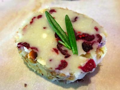 大人のクッキー Blue Cheese & Cranberry-3, 2016-5-25