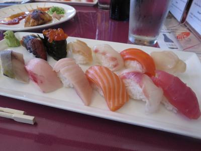 モントレーのお寿司屋さん-4, 2016-6-8