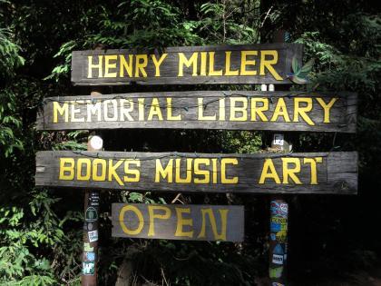 Henry Miller Library-5, 2016-6-8