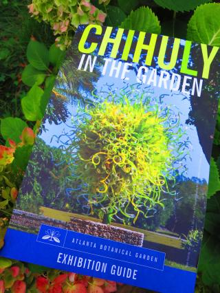 Dale Chihulyの世界/Atlanta Botanical Garden-1, 2016-7-12
