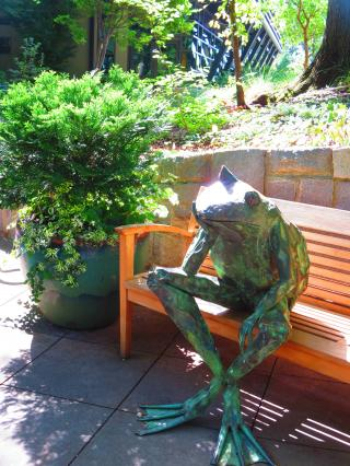 Dale Chihulyの世界/Atlanta Botanical Garden-7, 2016-7-12
