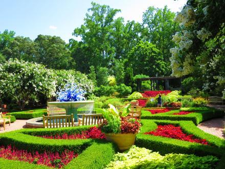 Dale Chihulyの世界/Atlanta Botanical Garden-17, 2016-7-12