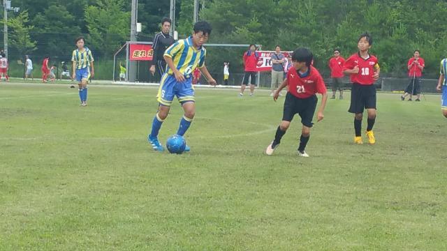 第4回サンチャンカップジュニアサッカー大会