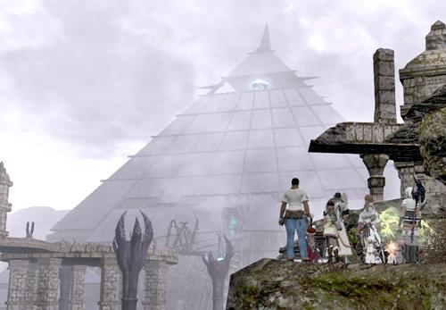 オズマピラミッド