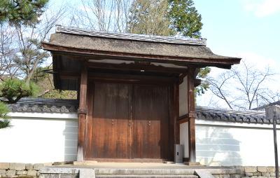 東福寺月華門