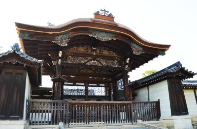 仁和寺勅使門