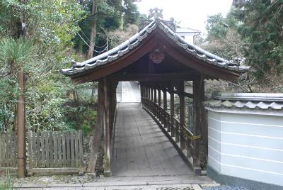 偃月橋(龍吟庵側)