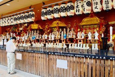 祇園祭御旅所