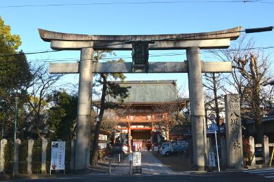 八坂神社南門
