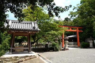 吉田神社大元宮