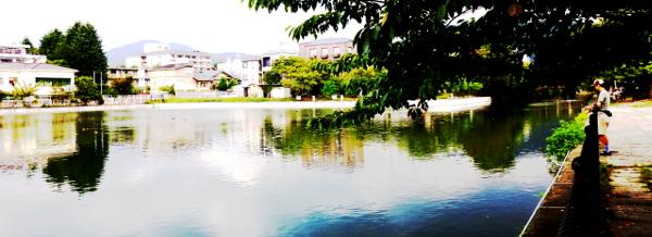 旧夷川船溜り