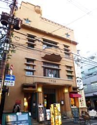 旧大阪毎日新聞京都支局