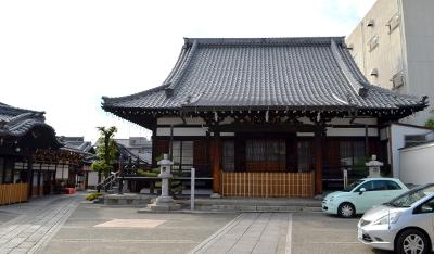 上徳寺本堂