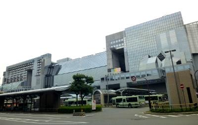 現在の京都駅
