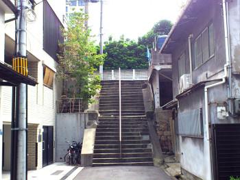 谷町の階段