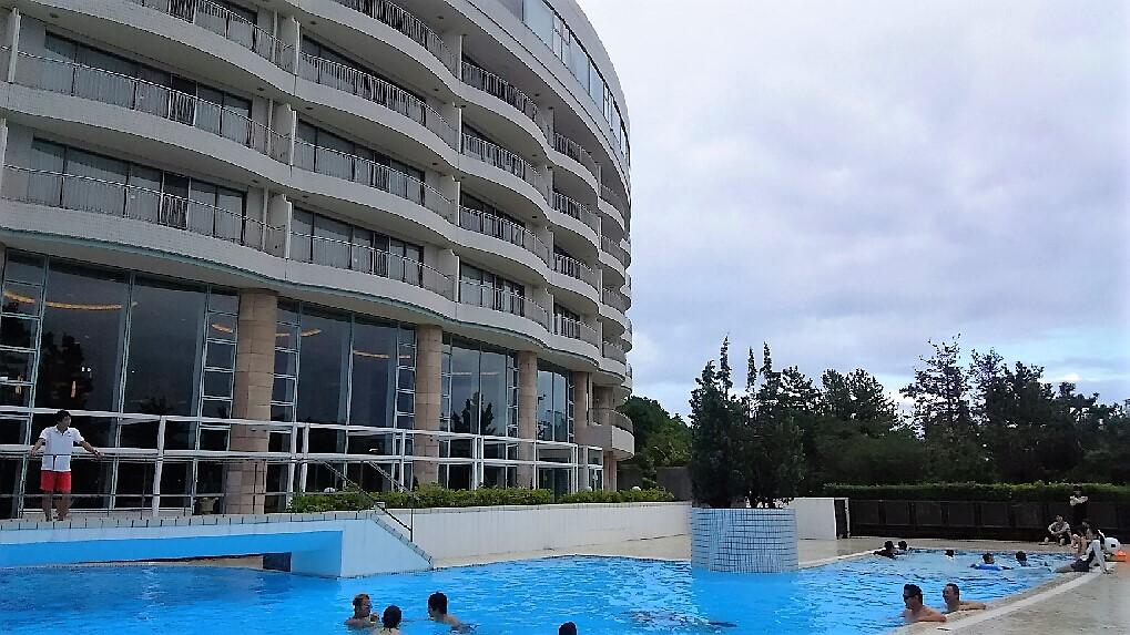 初島ホテルプール