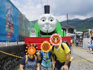 大井川鉄道 パーシー