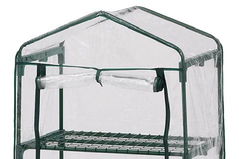 簡易ビニール温室、ビニールハウス