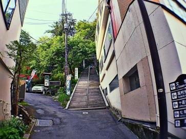 草津温泉街2
